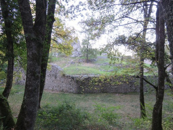 1175   Le château de Bramevaque 1