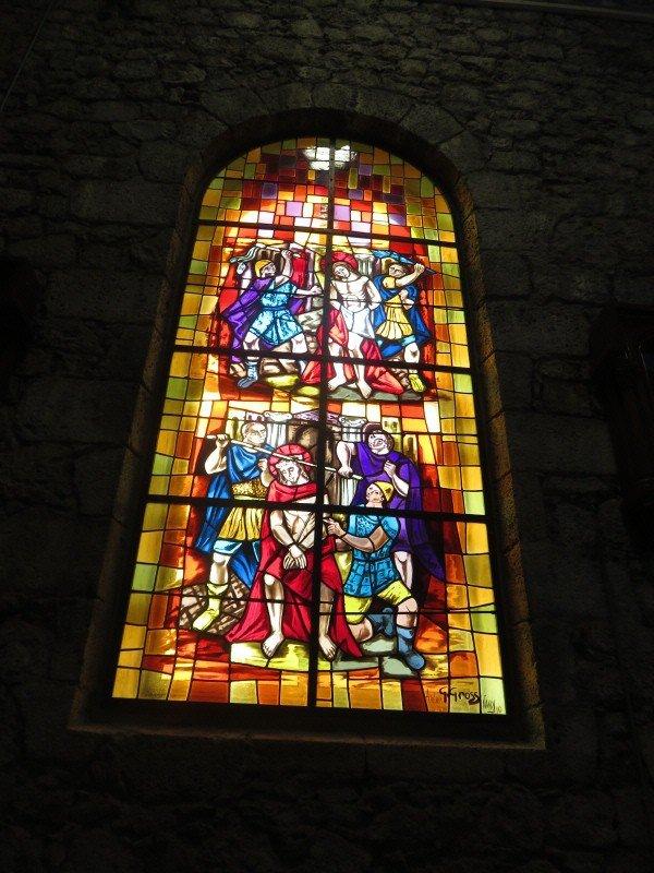1239  Les vitraux
