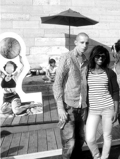 Mlle Rosy Lov & Mr G. <3