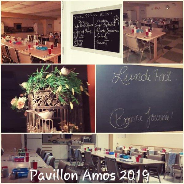 Mon travail de nuit, PAB ♥ Pavillon amos ♥ 2019