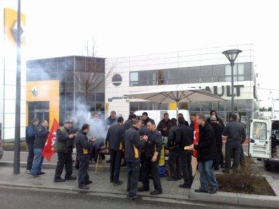 greve NAO 2011