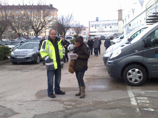 greve Renault Dijon