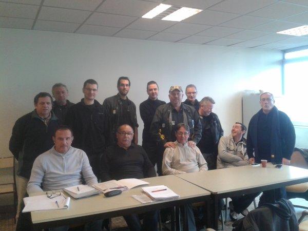 l'équipe CGT Renault Lyon EST-SUD-NORD-RILLIEUX