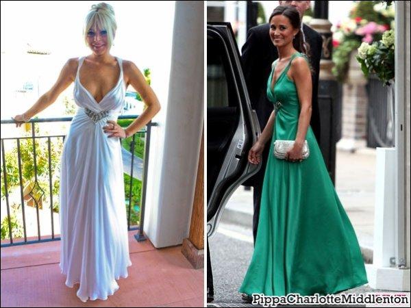 """22 Août 2011: Pippa est allée faire du shopping dans le magazin """"Kings Road"""" à Londres. ♥"""
