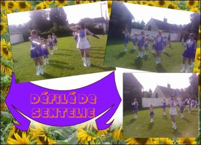 Défilé de SENTELIE 19/09/2010