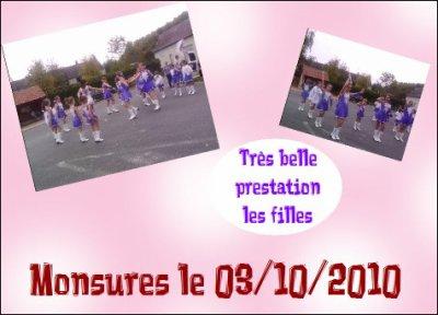 MONSURES le 03/10/2010