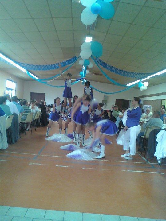 Prestation de ST SAUFLIEU le 19/06/2011