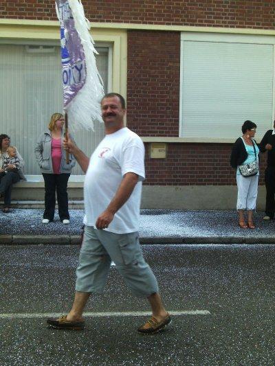 Défilé de GRANDVILLIERS le 04/09/2011