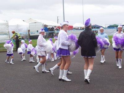 LE 18 septembre 2011 défilé de CONTY 1ère partie