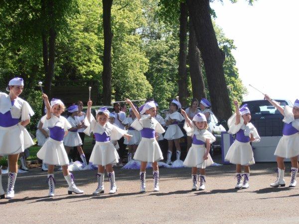 Défilé à WAILLY le 27/05/2012