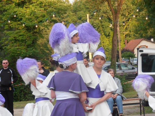 Feux de St Jean de LOEUILLY le 23/06/2012