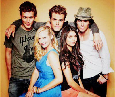Vampire Diaries <3 !!