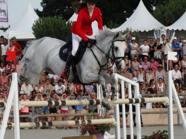 CSO As Poney élite excellence