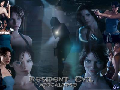 Jill Valentine/resident evil apocalypse: