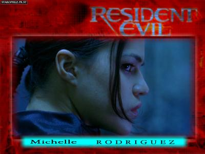 Michelle Rodrigez: