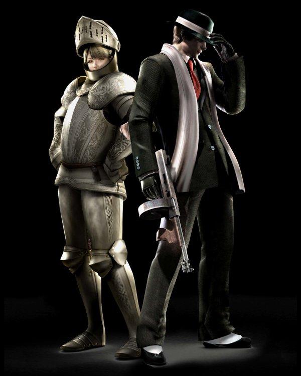 Resident evil 4 les costumes spéciales2: