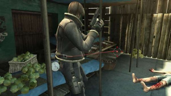 Astuces Resident evil darkside chronicles (wii):