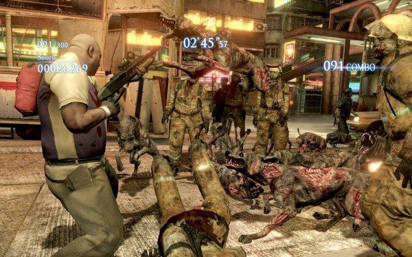 Resident Evil 6 et Left 4 Dead 2 - Crossover :