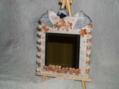 chevalet miroir