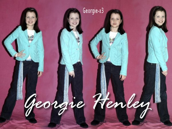 biographie Georgie Henley