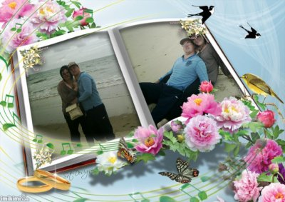 moi et mon bb