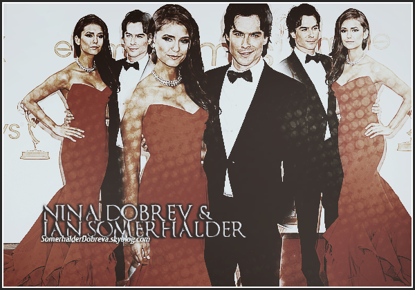 www.SomerhalderDobreva.skyrock.com ♦   Ta nouvelle source sur les acteurs Nina Dobrev & Ian Somerhalder !