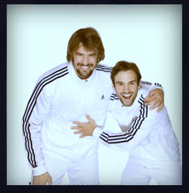 Morgan Parra & Julien Pierre ♥