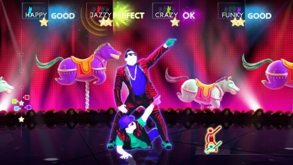 PSY DUE JUST DANCE 4 !!!