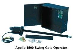 apollo gate opener