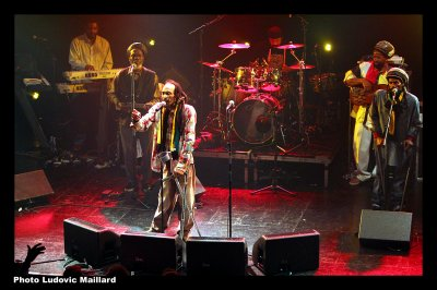 Israel Vibration + Natty Roots à Lille.