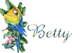 bienvenue sur le bloc de betty