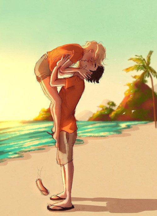 ♥ Percy & Annabeth ♥
