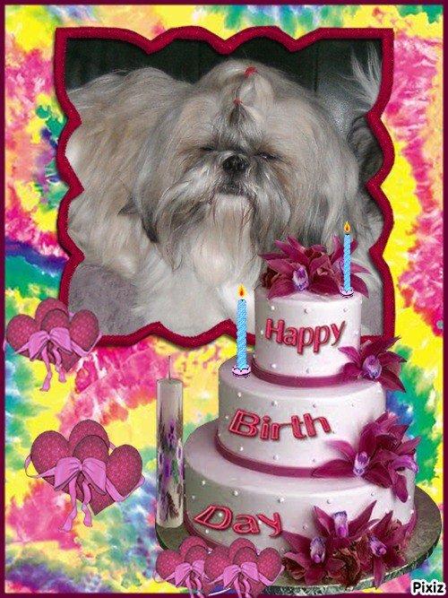 ♥ Joyeux anniversaire ♥