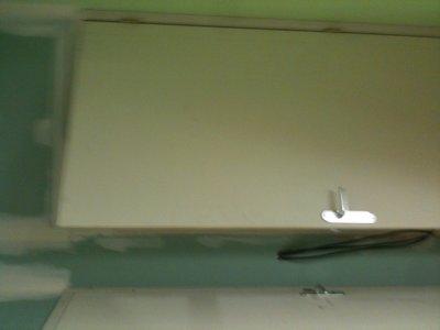 pose de portes et placo hydro dans une salle de bain