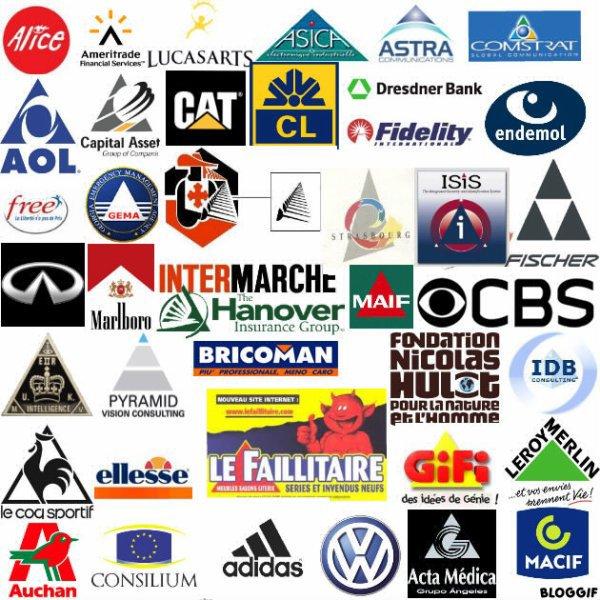 Les illuminati et leur emprise sur le monde actuel for Chiffre 13 illuminati