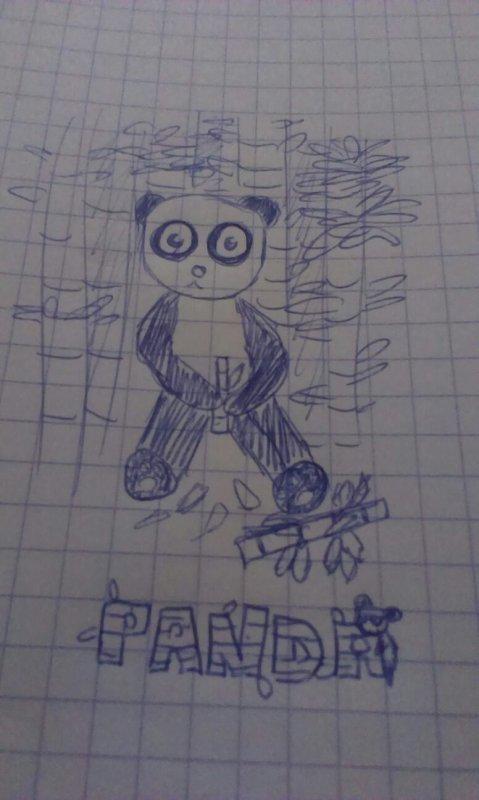 (encore) panda!