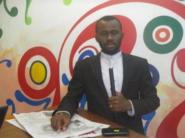 Kinshasa: Maitre Trésor LIKONZA parle de Les Braves du Roi sur la RTACK