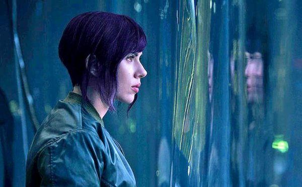 Ghost in the Shell: le premier film d'animation et le film live.