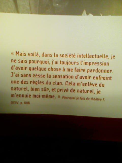 Camus a dit :