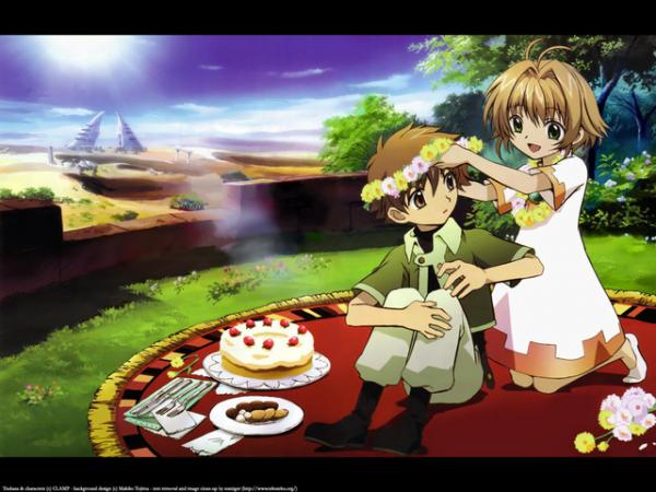 Tsubasa RESERVoir CHRoNiCLE: Shunraiki