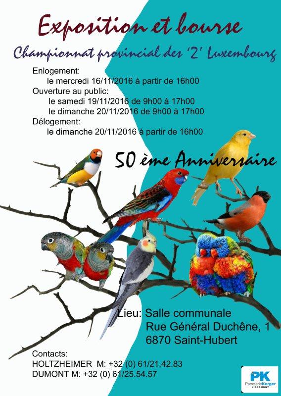 50 ème anniversaire