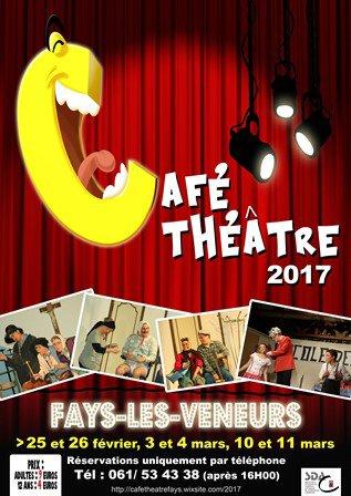 Café théâtre 2017