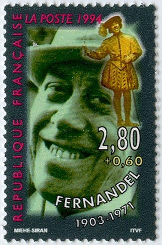 Fernandel 1903-1971