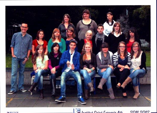 Les 4°Tsb 2011-2012