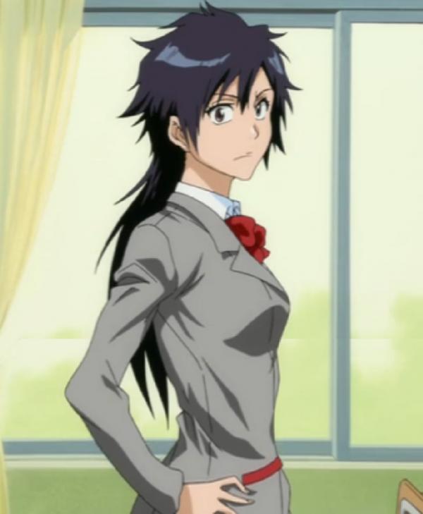 1# Une nouvelle élève dans le lycée de Karakura.