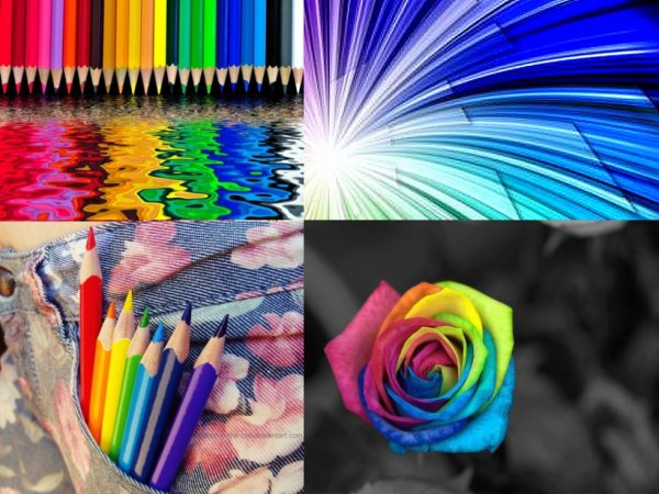 Madly rainbow