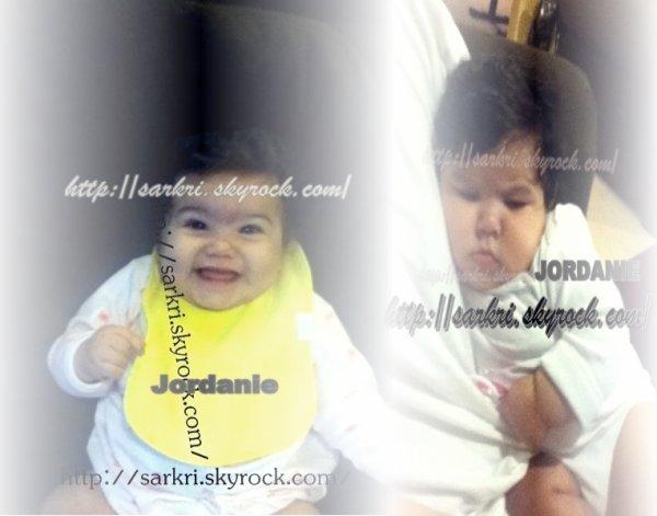 La fille de Tj Jackson Jordanie♥♥