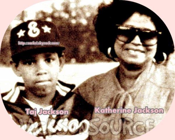 Taj Jackson et les twittes méchant de certains fans!!
