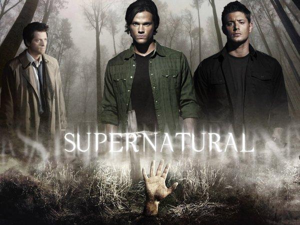 """""""Supernatural"""""""