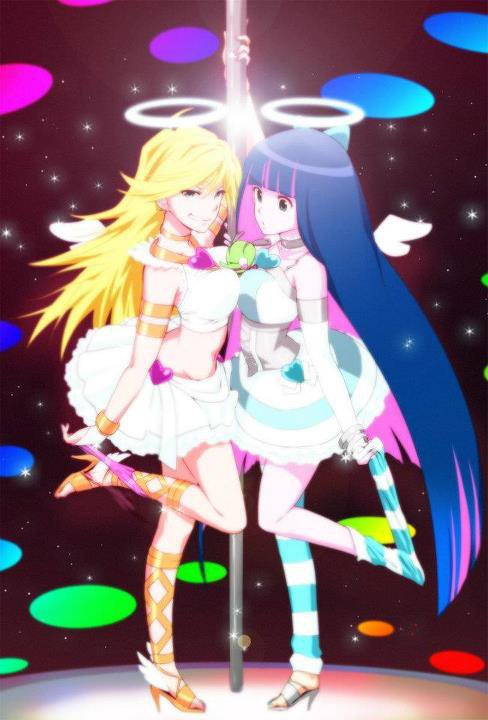 "Fiche anime : ""Panty & Stocking with Garterbelt"""